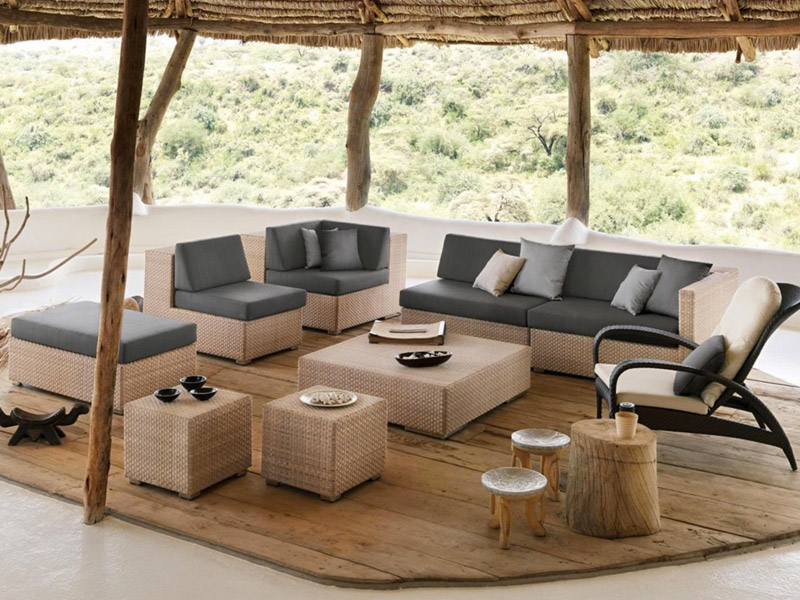 Outdoor Lounge Suites